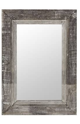 Cooper Classics Wood Rosemont Rectangle Mirror