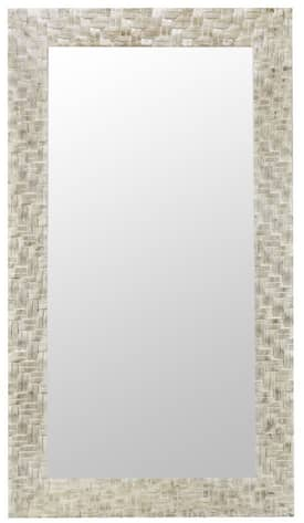 Cooper Classics Wood Abbott Rectangle Mirror