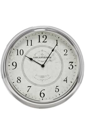 Cooper Classics Wall Clocks Hopewell Wall Clock