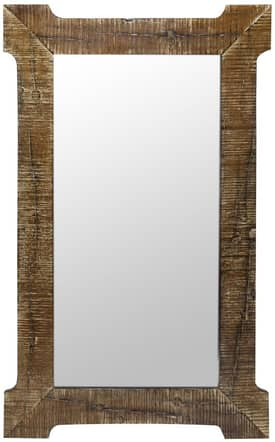Cooper Classics Wood Branford Rectangle Mirror