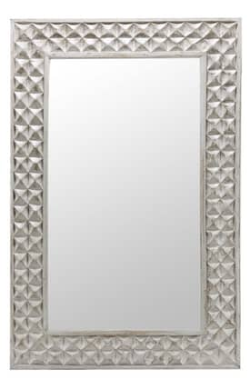 Cooper Classics Wood Sanford Rectangle Mirror