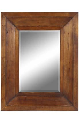 Cooper Classics Casual Canon Rectangle Mirror