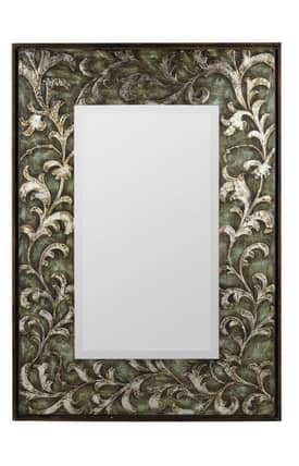 Cooper Classics Copland Copland Rectangle Mirror