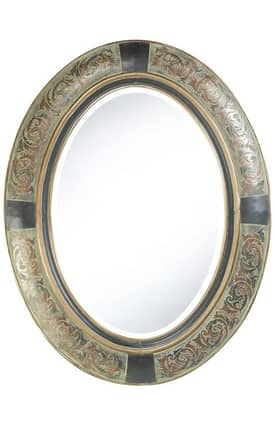Cooper Classics Traditional Sawyer Wall Mirror