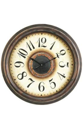 Cooper Classics Wall Clocks Potter Wall Clock