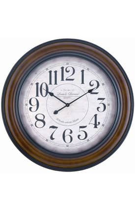 Cooper Classics Wall Clocks Payton Wall Clock