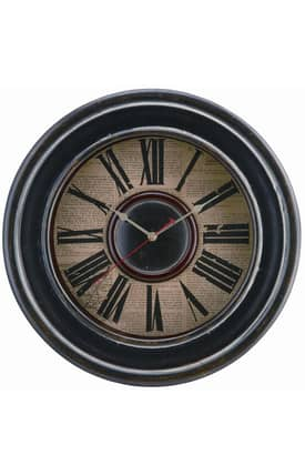 Cooper Classics Wall Clocks McKenna Wall Clock