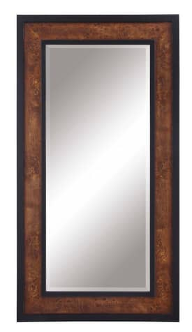 Cooper Classics Wood Ryden Rectangle Mirror