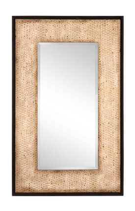 Cooper Classics Tonal Tonal Rectangle Mirror