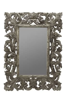 Cooper Classics Ornate Tara Rectangle Mirror