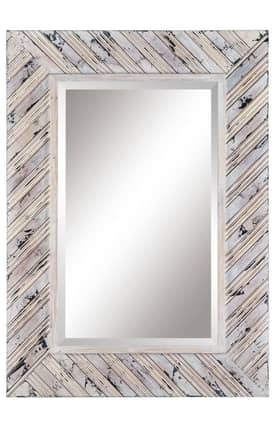 Cooper Classics Wood Braden Rectangle Mirror
