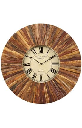 Cooper Classics Wall Clocks Chatham Wall Clock