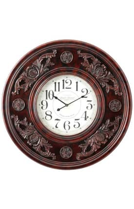 Cooper Classics Wall Clocks Paxton Wall Clock