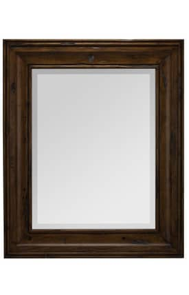 Cooper Classics Casual Hollins Rectangle Mirror