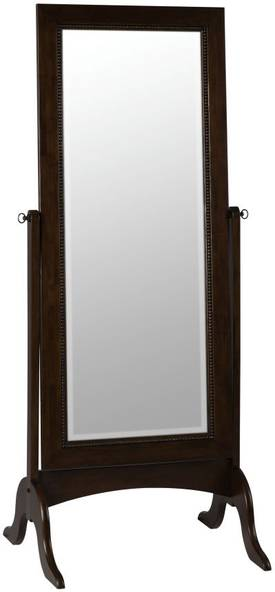 Cooper Classics Casual Oakes Cheval Rectangle Mirror