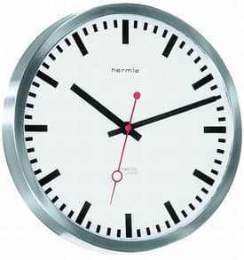 Hermle Wall Clocks Quartz Time or Radio Controlled Wall Clock
