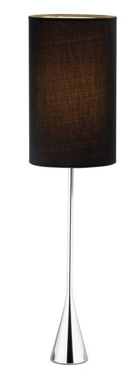 Adesso Bella Bella Table Lamp In Chrome Finish Lighting