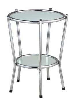 Adesso Cosmopolitan Cosmopolitan End Table Furniture