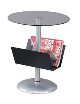 Adesso Sutton Sutton Magazine Table Furniture