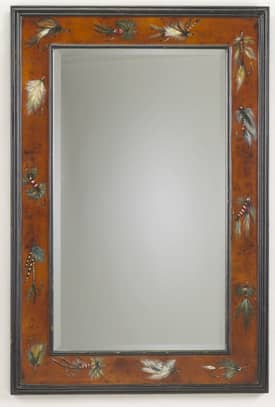 Sedgefield by Adams Bob Timberlake® Bob Timberlake Fly Fishing Beveled Mirror