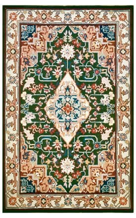 The American Home Rug Company Bucks County Heriz Rug