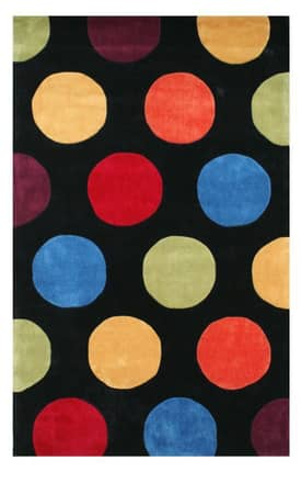 The American Home Rug Company Bright Dots Rug
