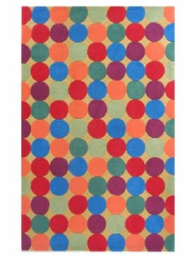 The American Home Rug Company Playtime Rugs Gumballs Rug