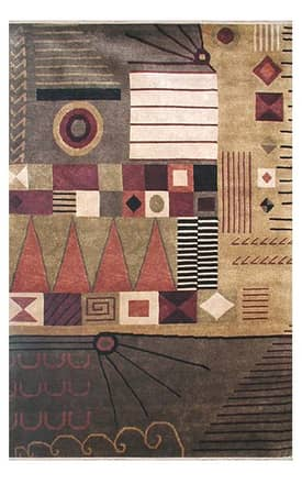 The American Home Rug Company Neo Napal Metro Rug