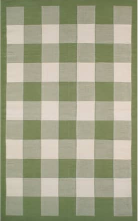 The American Home Rug Company Country Kilim Elegant Check Rug