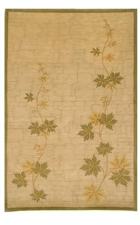 The American Home Rug Company Neo Napal Climbing Vine Rug