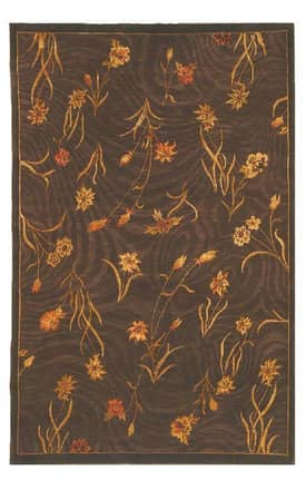 The American Home Rug Company Neo Napal Garden Flowers Rug