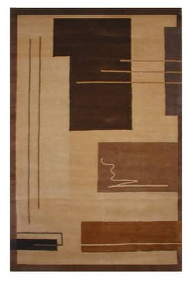 The American Home Rug Company Contemporary Modern Metro Rug