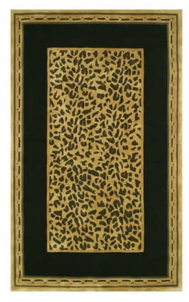 The American Home Rug Company African Safari Cheetah Rug