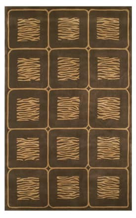 The American Home Rug Company African Safari Animal Magnetism Rug