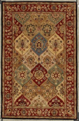 Direct Home Textiles Premier Royal Kerman Rug