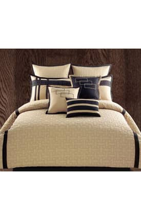 Hallmart Collectibles Contemporary Karson Comforter Set