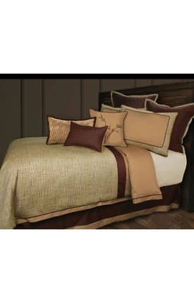 Hallmart Collectibles Contemporary Radley Sticks Comforter Set