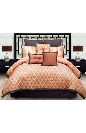 Hallmart Collectibles Angelo Home Westgate Comforter Set
