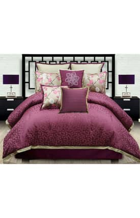 Hallmart Collectibles Angelo Home Sophie Comforter Set