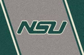 Milliken Team Spirit Norfolk State Rug
