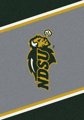 Milliken Team Spirit North Dakota State Rug