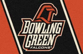 Milliken Team Spirit Bowling Green State Falcons Rug
