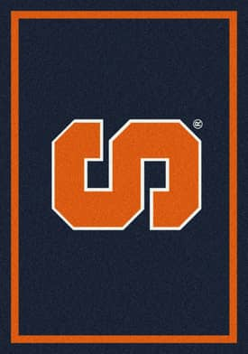 Milliken Team Spirit University Of Syracuse Rug