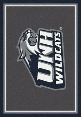 Milliken Team Spirit University Of New Hampshire Rug