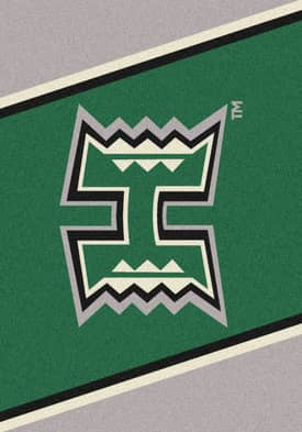 Milliken Team Spirit University Of Hawaii Rug