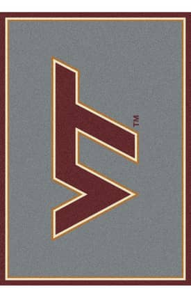 Milliken Team Spirit Virginia Tech Rug
