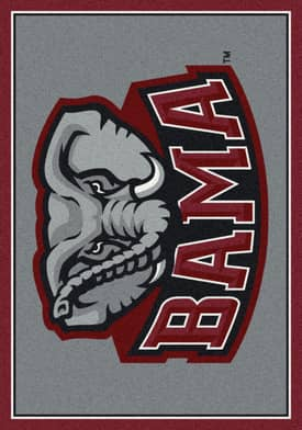 Milliken Team Spirit Alabama Rug