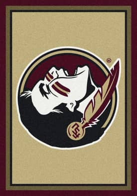Milliken Team Spirit University Of Florida State Rug