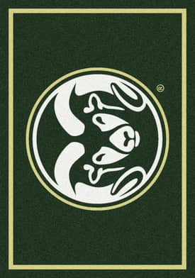 Milliken Team Spirit University Of Colorado State Rug