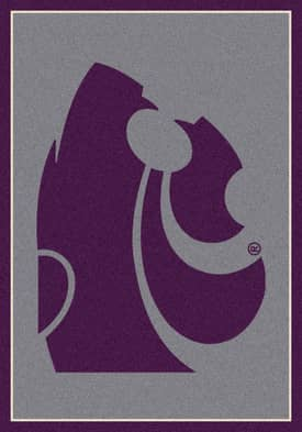 Milliken Team Spirit University Of Kansas State Rug